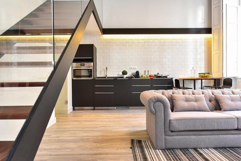Luxury Apartment Alejandra OFF TRIANA, aluguéis de temporada em Pino Santo