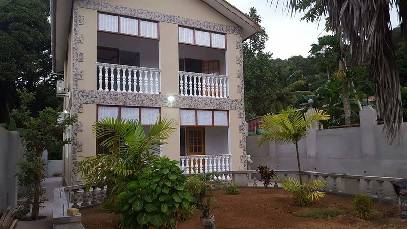La Residence d'Almee 1, holiday rental in Grand Anse