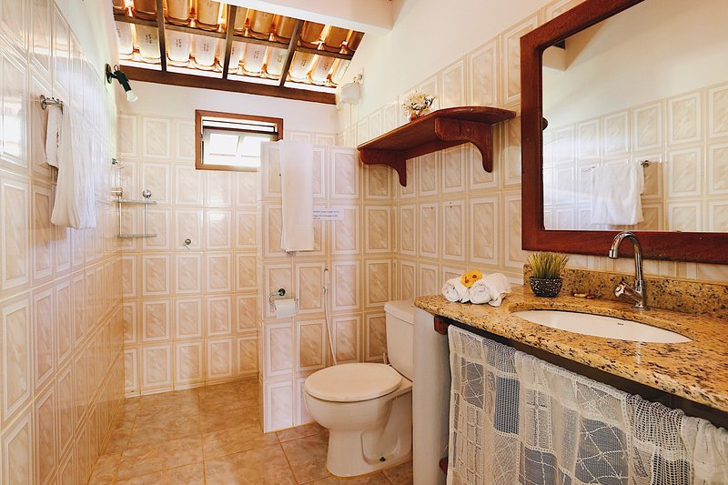 Master House. bagno