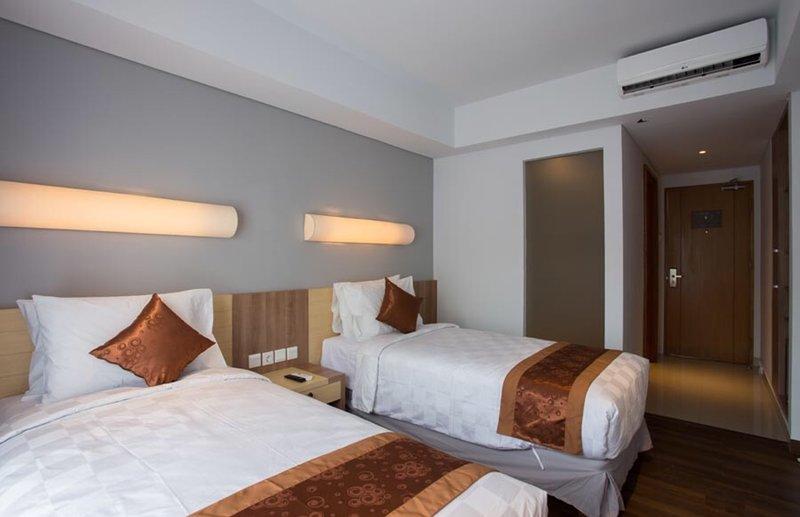 Saris Hotel & Spa Kuta, vacation rental in Tuban