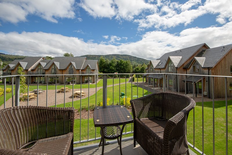 Mains of Taymouth 2 The Gallop, holiday rental in Glen Lyon