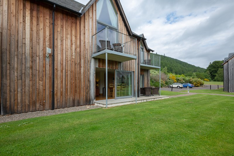 Mains of Taymouth 1 The Gallop, holiday rental in Glen Lyon