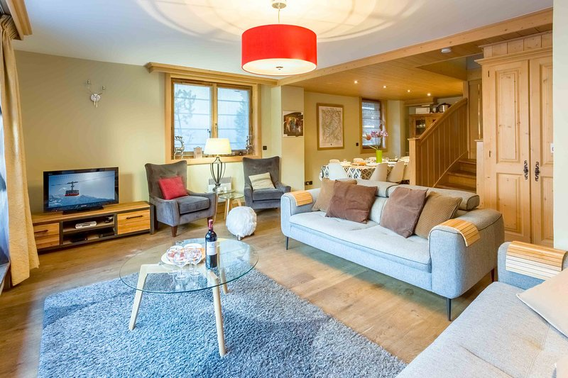 Stay at Chamois apartment with 'Very Good' Property Manager 4.5/5, vacation rental in Chamonix