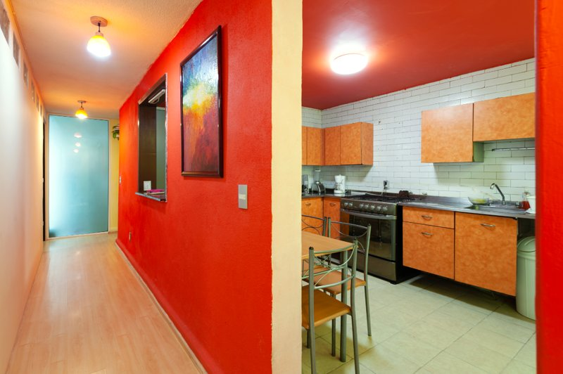 Full Apartment in Coyoacan, near UNAM, Family friendly, vacation rental in Mexico City