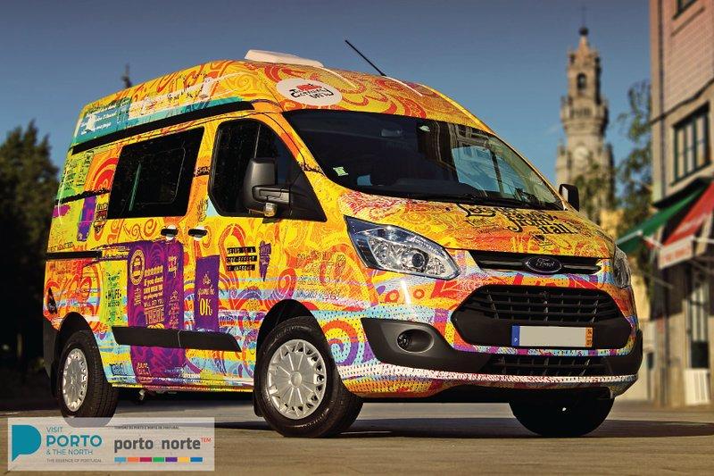 The Getaway Van - Adventure, location de vacances à Maia