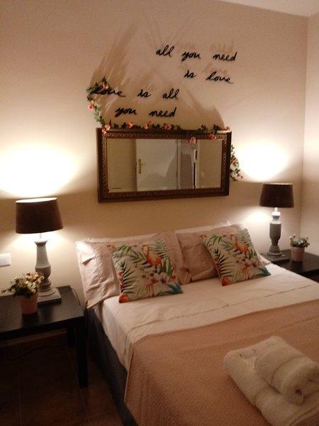 Apartamento de un dormitorio en la Punta del Moral.a 150m playa y 20 del Puerto – semesterbostad i Isla Canela
