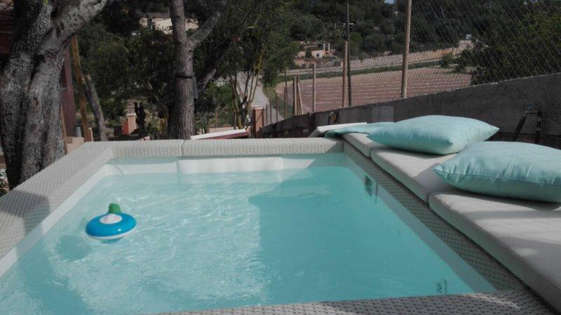 CA'N MARC, casa vacanza a Vilafranca de Bonany