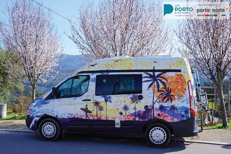 The Getaway Van - Sunshine, location de vacances à Maia