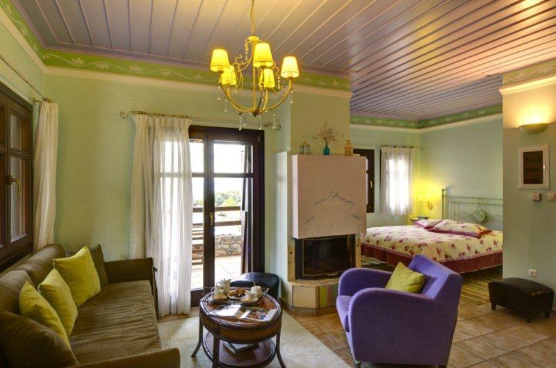 Anthyllion Villa Lefokastro Pelion - Krinos, holiday rental in Potistika