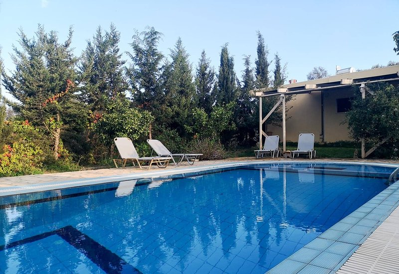 Villa Elia, holiday rental in Pitsidia