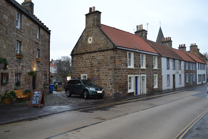 Dreel Cottage, Ferienwohnung in Anstruther