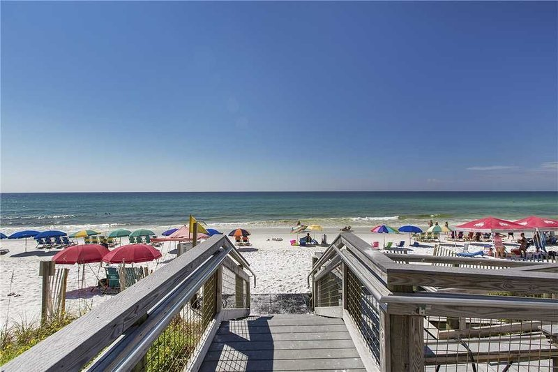 Handicapped Accessible Beach Walkover