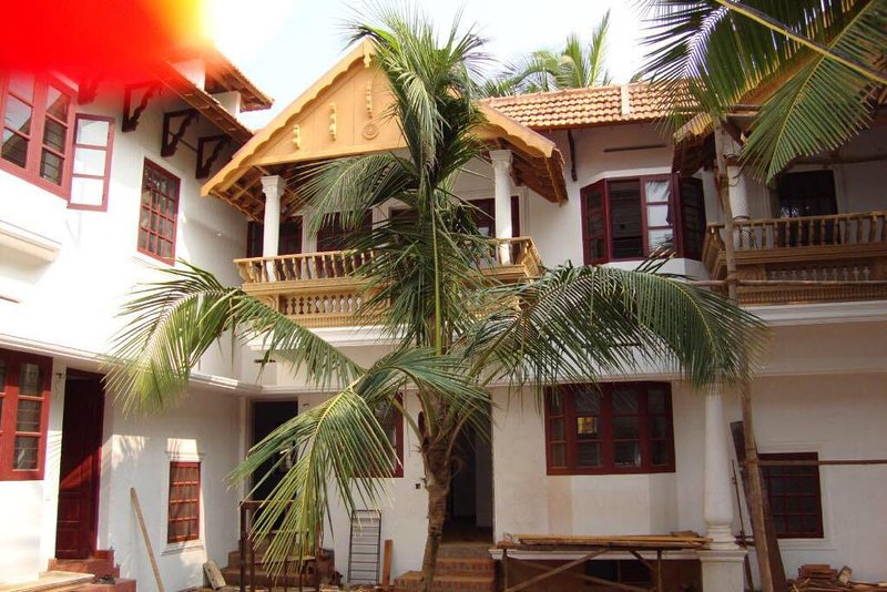 Motecello Annex, vacation rental in Kazhakkoottam
