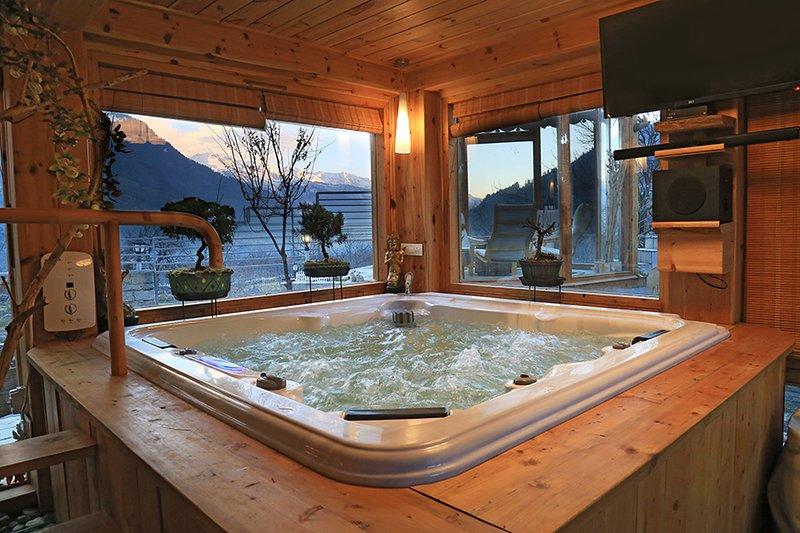 Chalet Windflower - Condo, vacation rental in Burua
