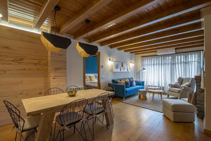 Apartamento Premium 48 1E, location de vacances à La Torre de Cabdella