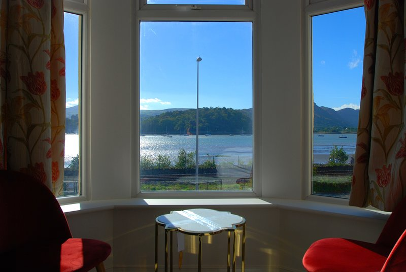 Harbour View, holiday rental in Conwy