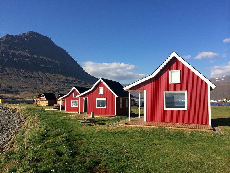Mjóeyri Studio Cottage #1, vacation rental in Stodvarfjordur