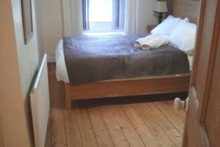 Second floor main double bedroom