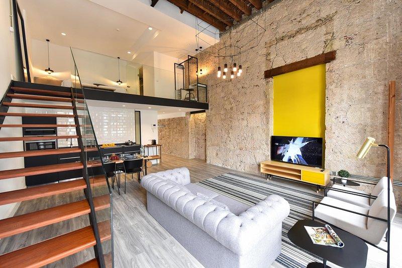 Luxury Apartment Ana OFF TRIANA, aluguéis de temporada em Pino Santo