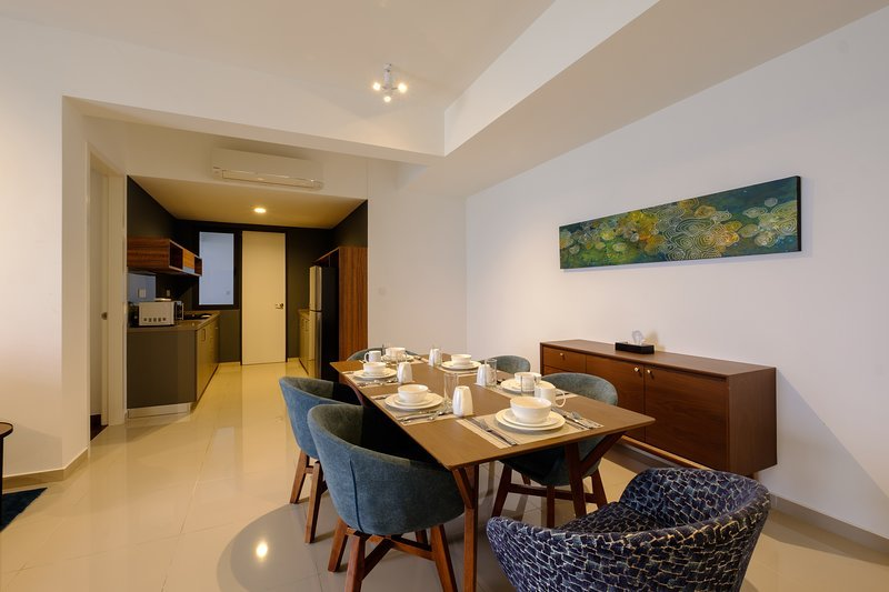 Tanjung Point Residences (2-BR Unit 3), holiday rental in Sungai Petani