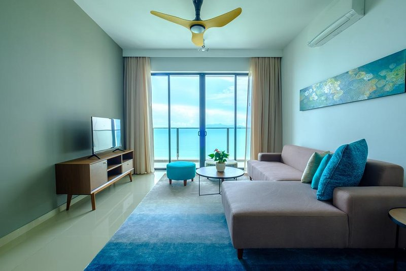 Tanjung Point Residences (2-BR Unit 2), holiday rental in Sungai Petani