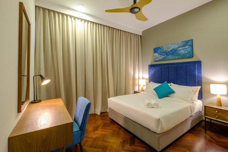 Tanjung Point Residences (Studio Unit 2), holiday rental in Sungai Petani