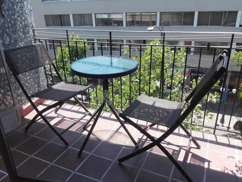Amplia y acogedora habitación en el barrio más entretenido de Providencia, alquiler de vacaciones en Santiago