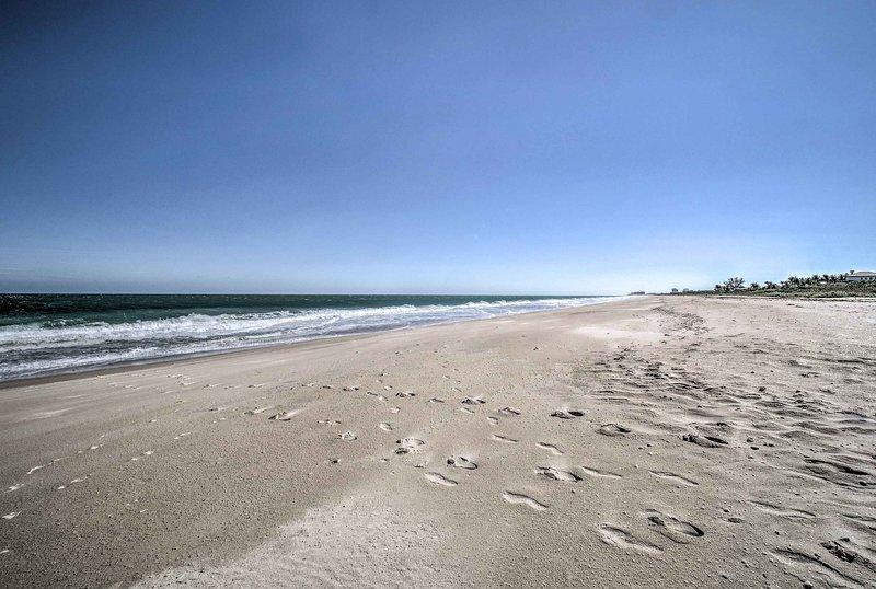 La sabbia e il mare attendono; prenota questo fantastico noleggio Vero Beach oggi!