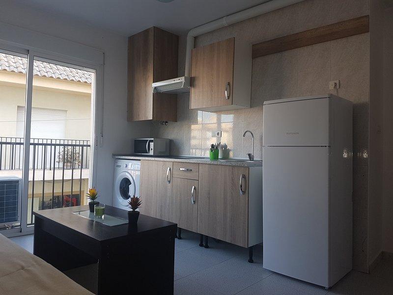 2ºE Apartamentos La Bastida, holiday rental in Lorca