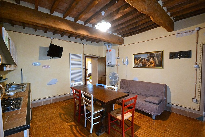 Sansepolcro Apartment Sleeps 6 - 5720378, aluguéis de temporada em Sansepolcro
