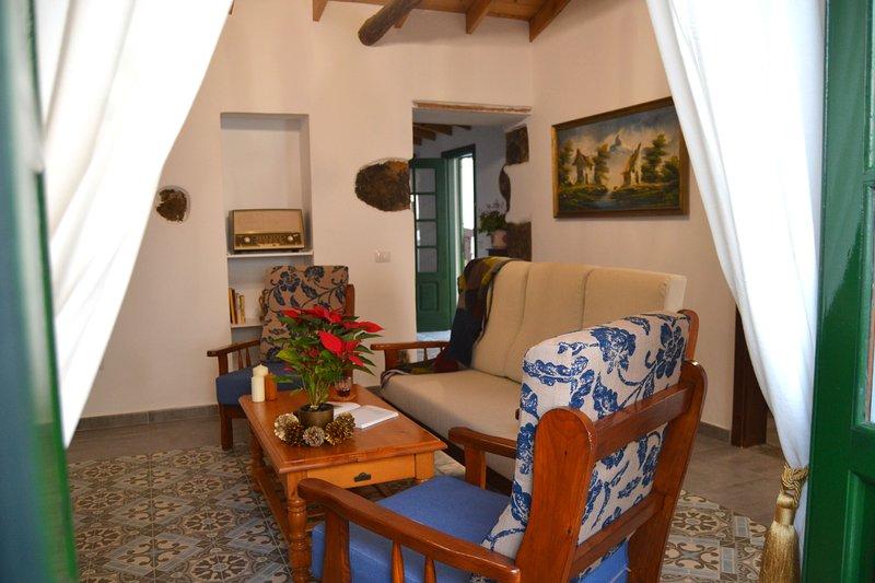 Casa Rural El Emigrante, vacation rental in La Guancha