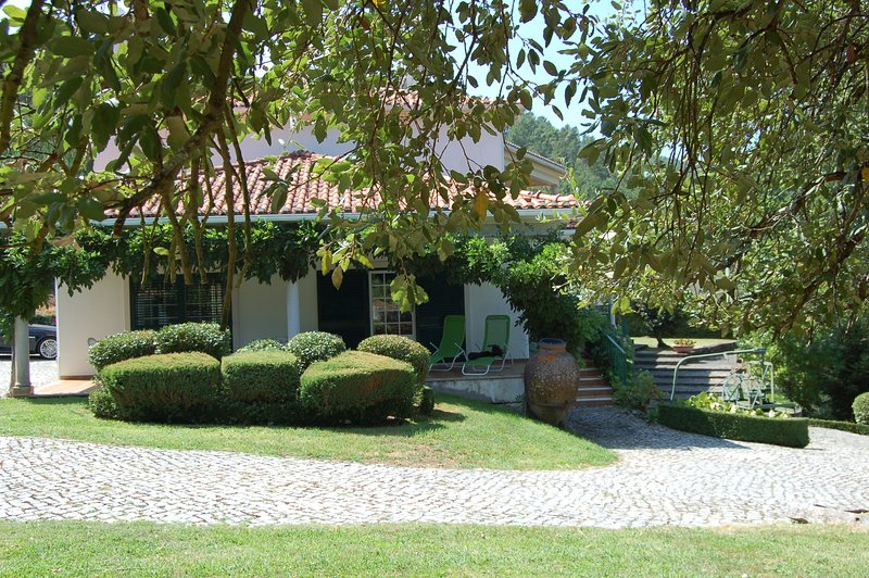 Villa in Sertã in the center of Portugal, holiday rental in Alvaiade