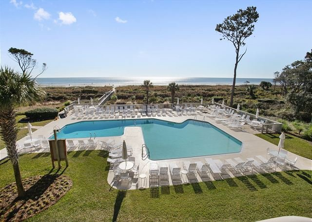 Ocean One 311 - Oceanfront 3rd Floor Condo, vacation rental in Hilton Head