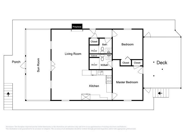 Layout - Second Floor