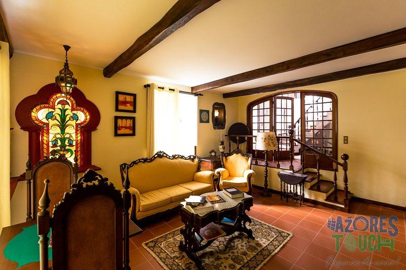 Casa das Camélias, holiday rental in Feteira