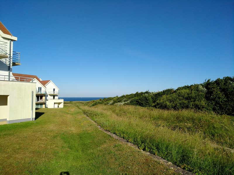 Appartement avec vue mer, vacation rental in Saint-Leonard