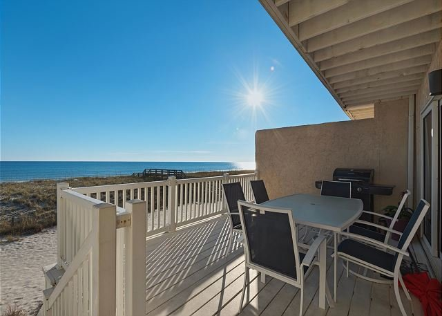 'Seas The Day'  Spectacular Gulf Front View!, holiday rental in Navarre