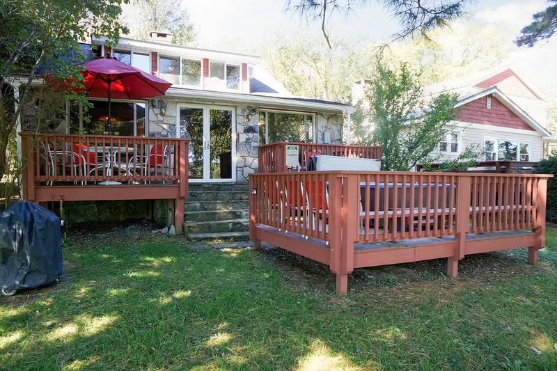 Willow Point, vacation rental in Deer Park