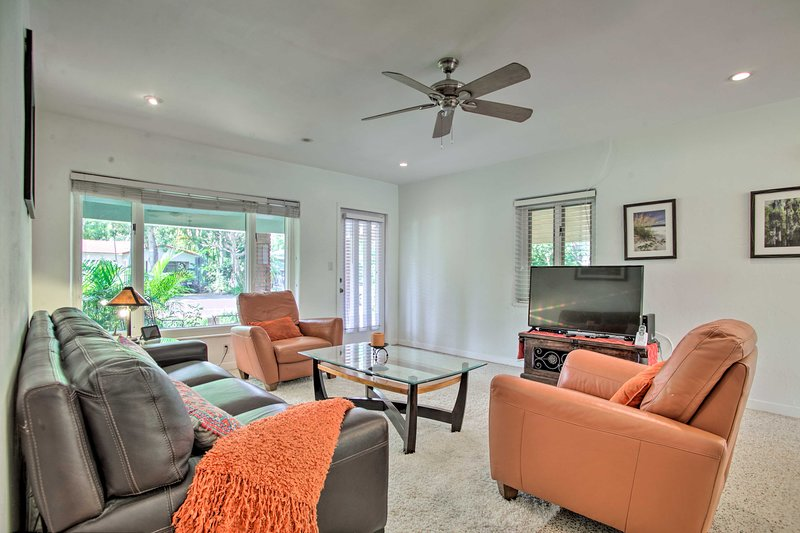 This Fort Lauderdale vacation rental house is the perfect home base!