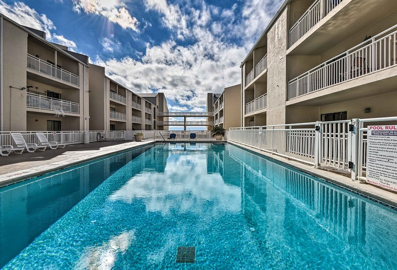 Stay in style at this Orange Beach vacation rental condo!