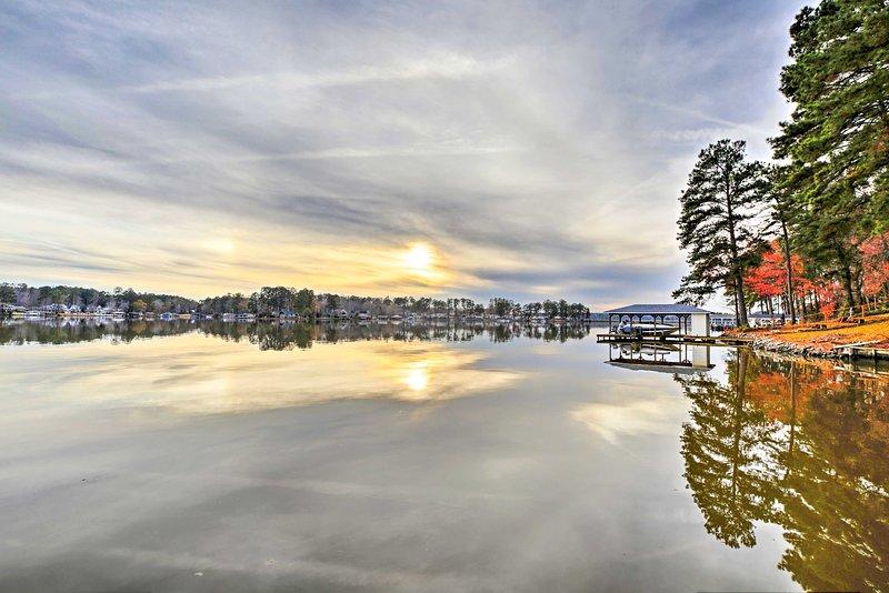 Prenota questa casa vacanze a Milledgeville sul Lago Sinclair oggi!