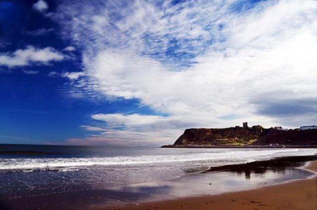Royal Sands, Sea & Castle Views - The North Bay, location de vacances à Scarborough