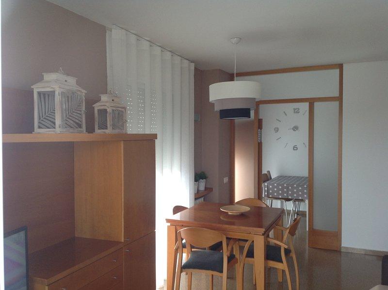 Piso Zona olimpica Terrassa, holiday rental in Sentmenat