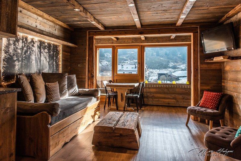 M15. Appartement premium 3/4p 52m² 2 ch calme wifi, holiday rental in Wildenstein