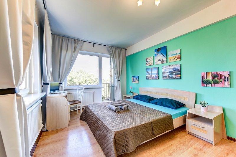 Traveller's Lux Apartment, location de vacances à Krasnogvardeysky District