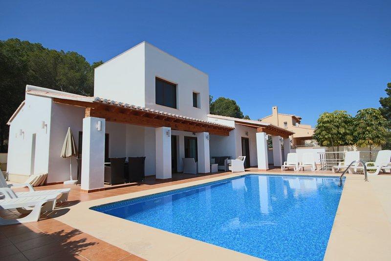 Villa Ampolla I - Costa CarpeDiem, vacation rental in La Llobella
