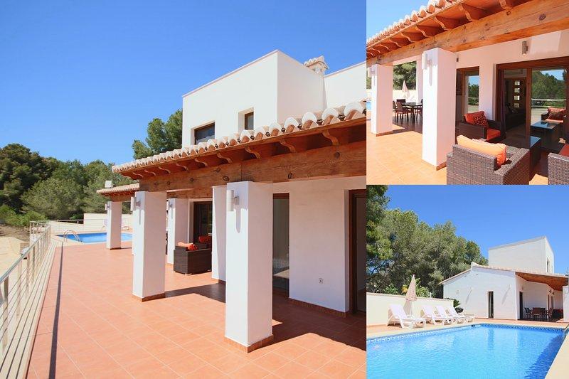 Villa Ampolla II - Costa CarpeDiem, vacation rental in Benissa