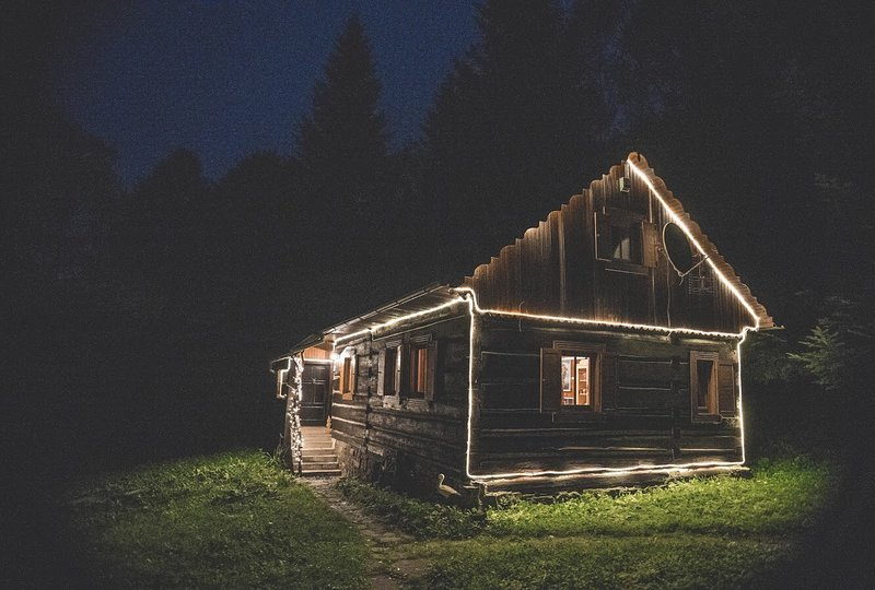 Old Mill Cabin, holiday rental in Vysne Ruzbachy