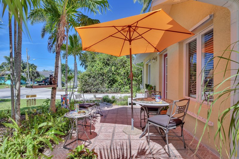 Welcome to Your Naples Garden Guest House