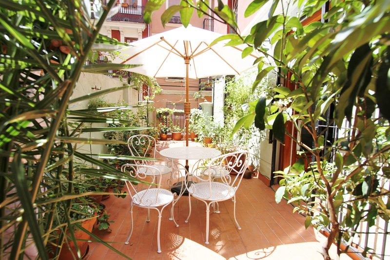 App terrasse WiFi clim garage, location de vacances à Valence